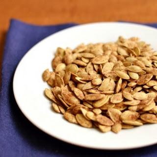 Cinnamon Spice Pumpkin Seeds