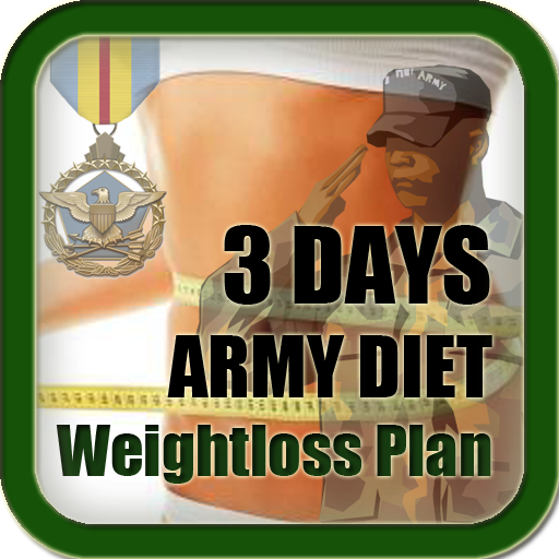 Super Army Diet Plan
