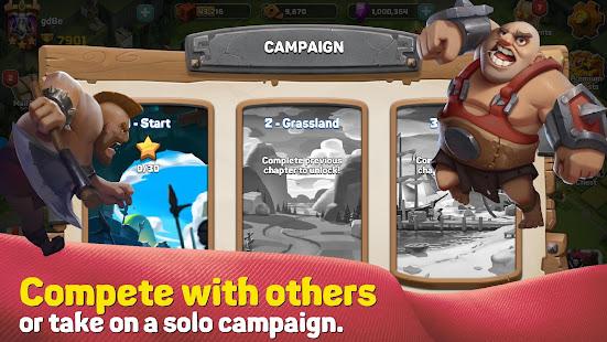 Hack Game Caravan War apk free