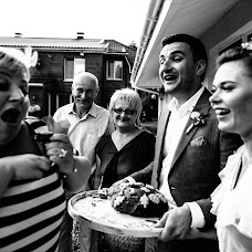 Wedding photographer Pavel Erofeev (erofeev). Photo of 01.11.2017