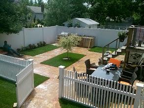 Photo: New Back Yard Albertson NY