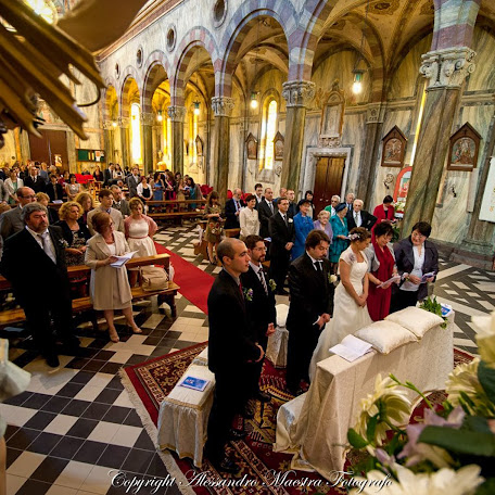 Wedding photographer Alessandro Maestra (maestra). Photo of 04.06.2017