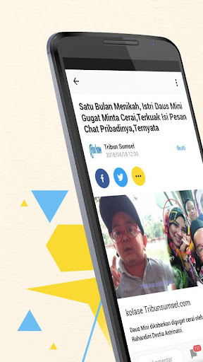 BaBe+ - Berita Indonesia  screenshots 1