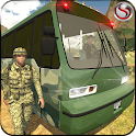 Army Transport Bus Driver icon