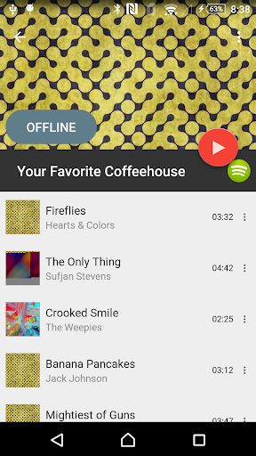 Encore Spotify Plugin