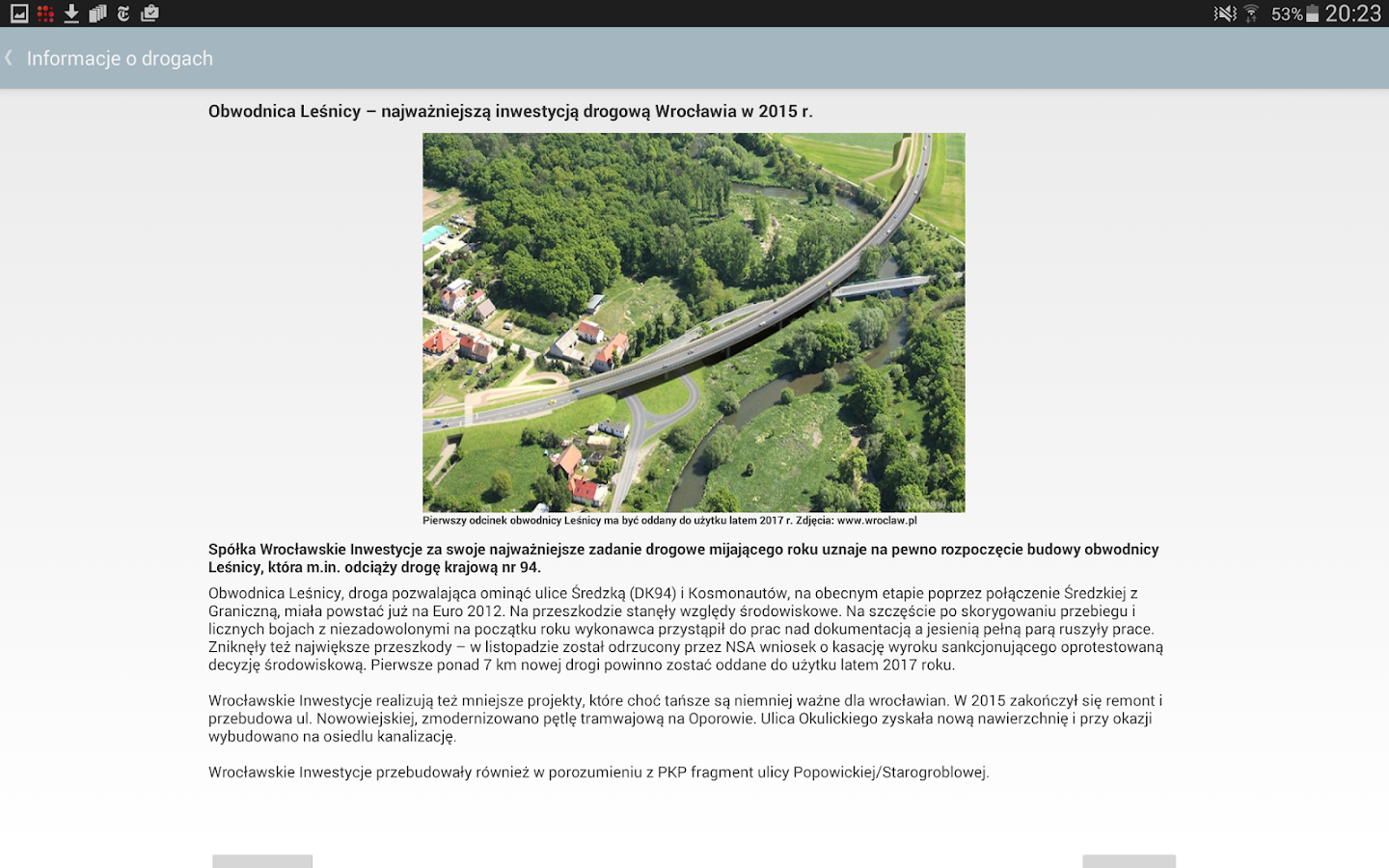 conadrogach.pl- screenshot