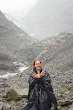Photo: Franz Josef glacier (Nouvelle-Zélande)