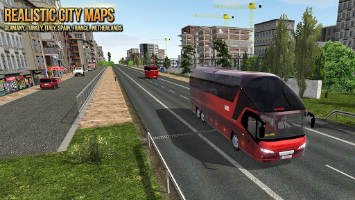 Bus Simulator : Ultimate screenshots 5