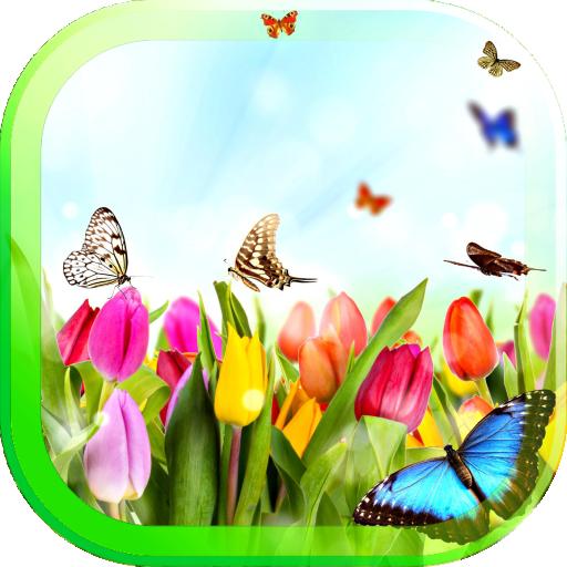 個人化App|Tulips Amazing Photo LWP LOGO-3C達人阿輝的APP