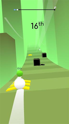 Balls Racing:Roll screenshot 1