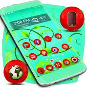 App Green Vines Launcher Theme APK for Windows Phone
