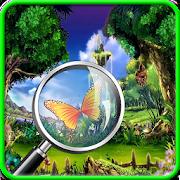 Secret Summer Escape : Garden Hidden Object