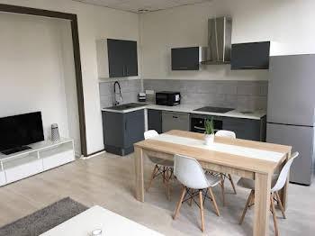 Appartement meublé 5 pièces 103,52 m2