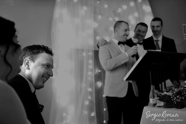 Fotógrafo de bodas Sergio Pereira roman (sergioroman). Foto del 03.06.2017