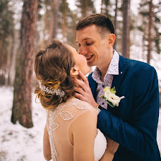 Wedding photographer Kseniya Grobova (kseniyagrape). Photo of 09.02.2018