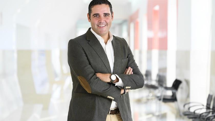 Juan José Alonso, concejal de Economía y Función Pública