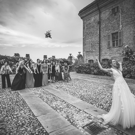 Wedding photographer Massimiliano Sticca (bwed). Photo of 05.09.2017