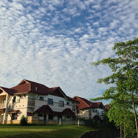 Morning sky by Rozaitonisah Razali - Instagram & Mobile iPhone
