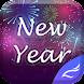 新年Happy New Yearのハロー2016テーマ