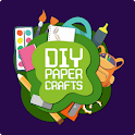 DIY Paper Crafts & Arts : With Easy Video Lessons icon