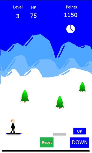 Super Slope Snowboarder