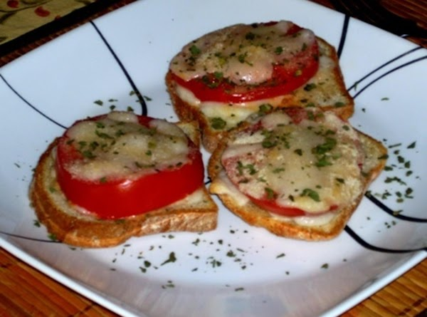 Convection Toaster Oven Tomato And Goat Cheese Brunch (gluten Free) Recipe