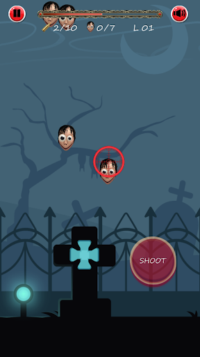 Momo Shoot Challenge : Kill The Momo 1.0 screenshots 2