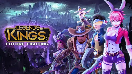 Legends of Kings:Future Fighting Screenshot