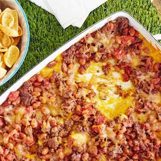 Touchdown Taco Casserole.