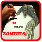 How to Draw Zombie
