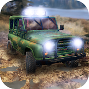 🚗🏁UAZ 4x4: Dirt Offroad Rally Racing Simulator