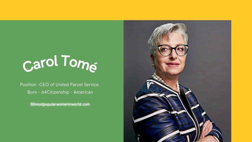 Carol Tomé