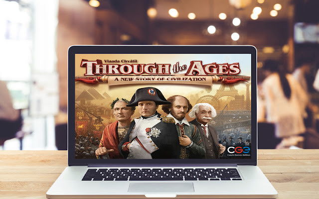 Through The Ages HD Wallpapers Game Theme