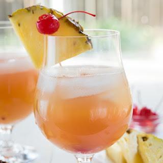 Maui Island Breeze Cocktail.