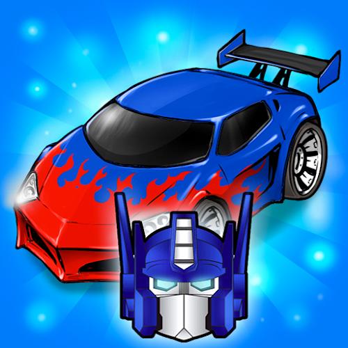 Merge Battle Car: Best Idle Clicker Tycoon game  (Mod Money) 2.3.1 mod