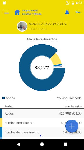 Investimentos screenshot 3
