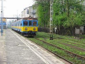 Photo: Piotrków Trybunalski: EN57-1419 jako 41324 z Częstochowy.