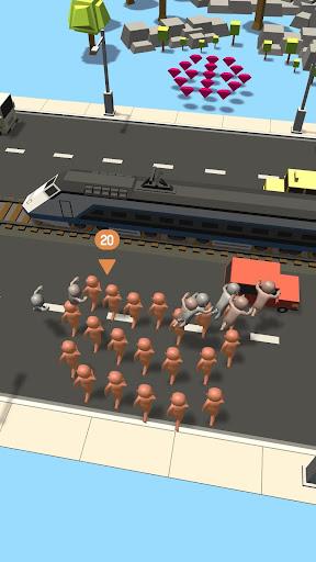 Télécharger Gratuit Crowd VS Traffic APK MOD (Astuce) screenshots 2