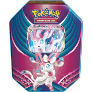Poke Tin Fall 18 Evolution Celebrations - Sylveon