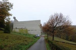 Kościół klasztoru La Tourette