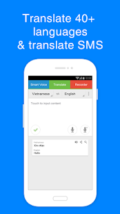 Voice Record - Translator Free- screenshot thumbnail