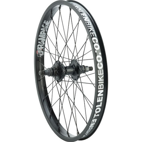 Stolen Rampage Rear Wheel LHD 9T