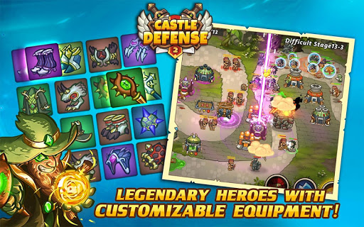Castle Defense 2 3.2.2 screenshots 21
