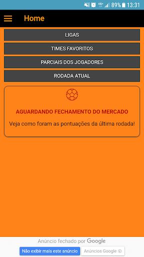 Parciais Cartoleiros - 2018  gameplay | by HackJr.Pw 1
