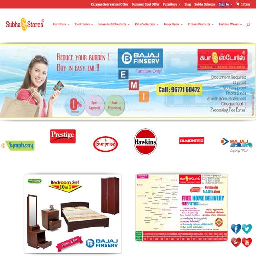 Subha Stores