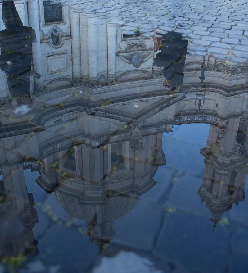 Upside down Rome  di GabriArge