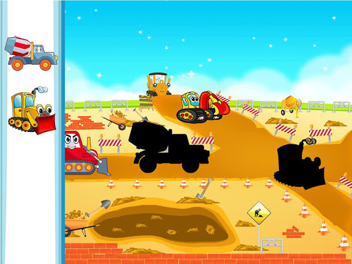 Car puzzles for toddlers screenshot 14