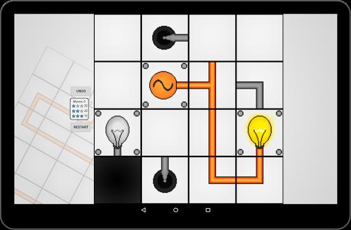 解謎必備APP下載|Capricious Circuitry 好玩app不花錢|綠色工廠好玩App