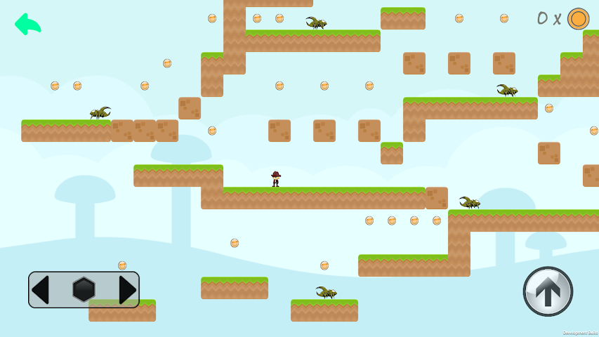 android Super Adventure World Screenshot 4