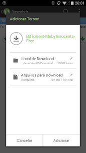 µTorrent® Pro [Unlocked] – Baixador de Torrent 6.1.8 2